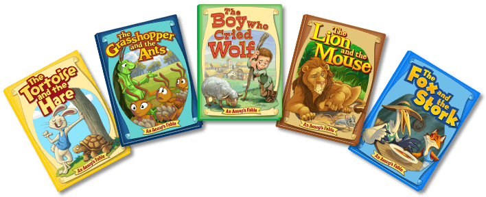 ABC mouse fable series